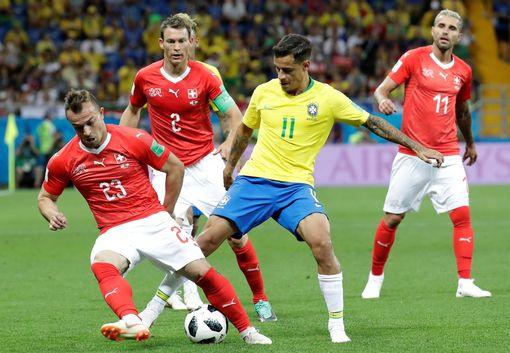 მორიგი სენსაცია! მრისხანე ბრაზილიამ შვეიცარია ვერ დაამარცხა!